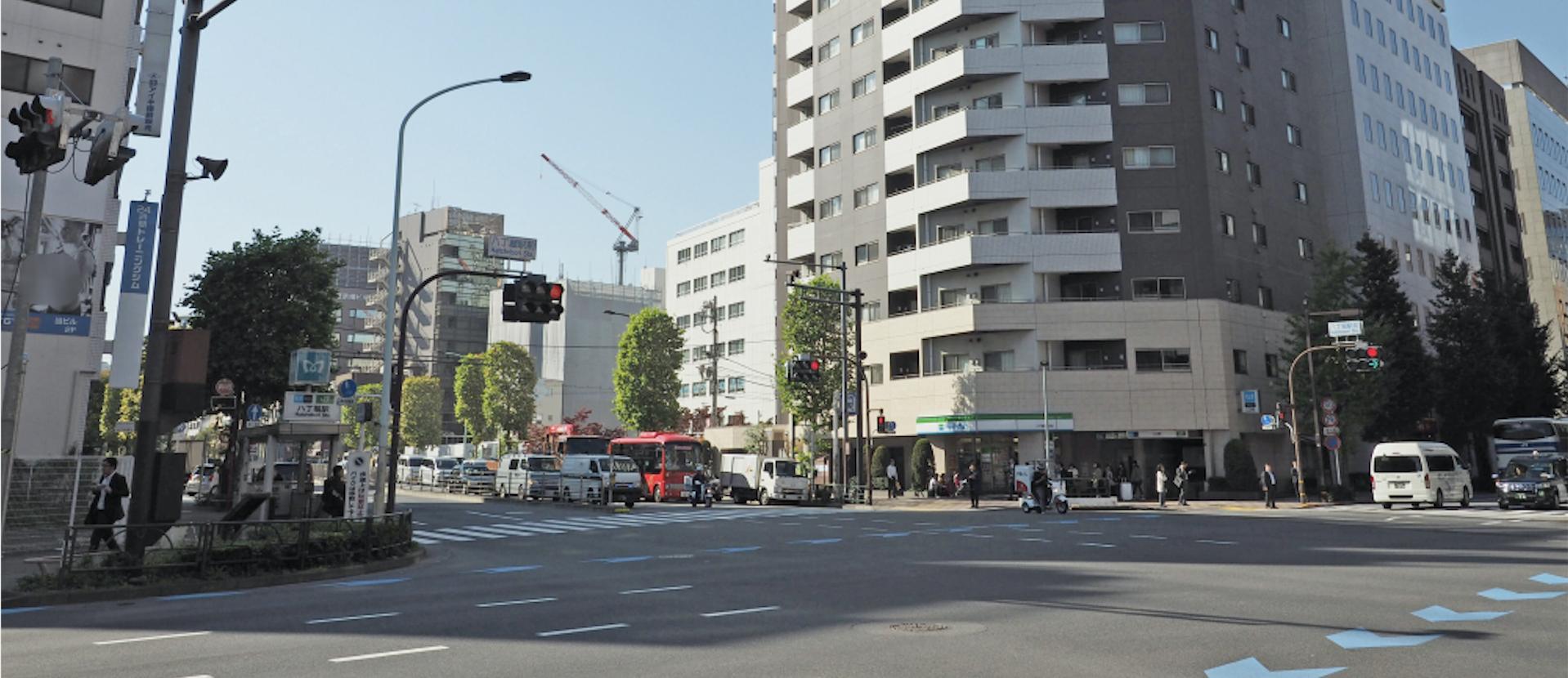 東京駅・日本橋駅・大手町駅からのアクセスが便利