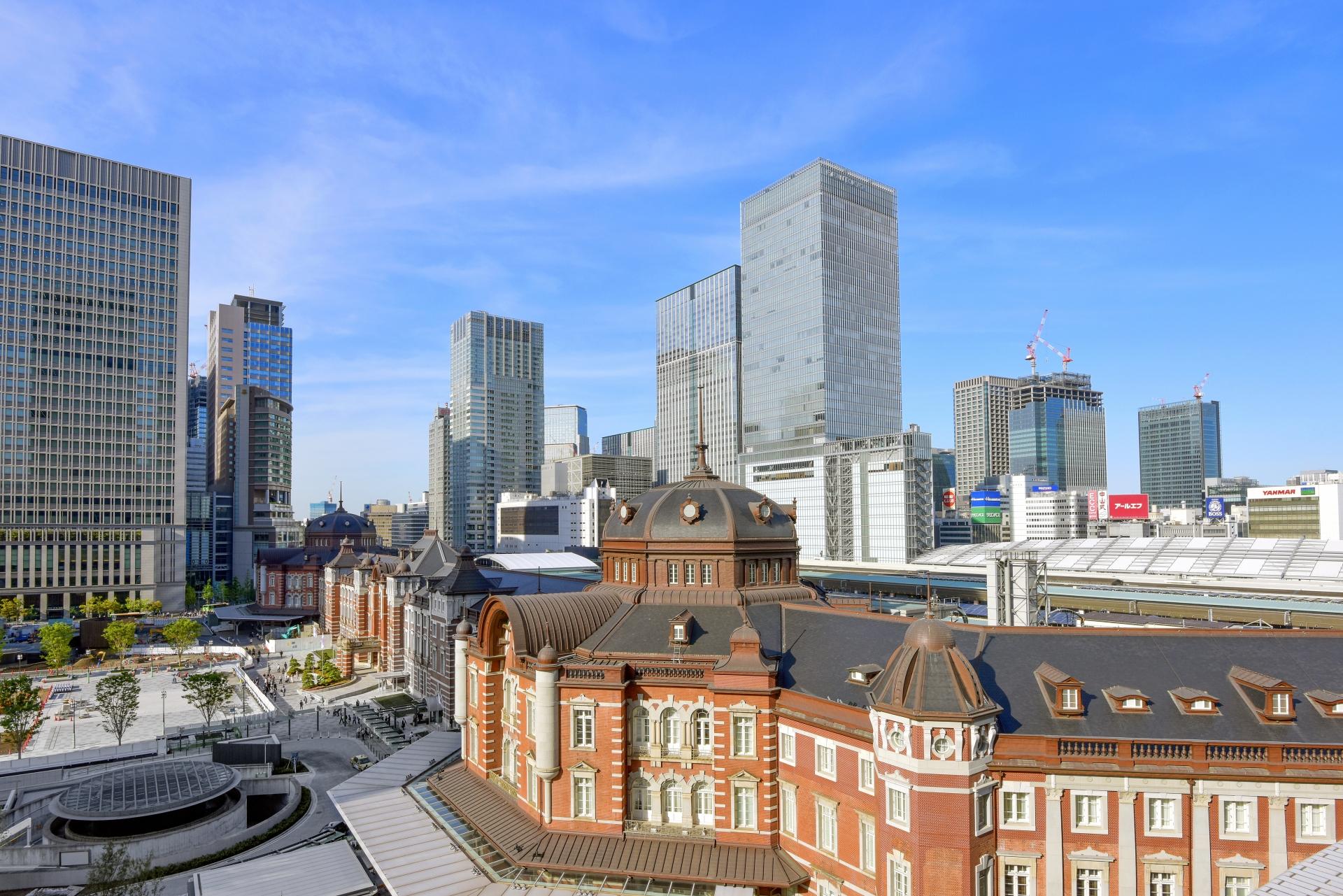 東京駅・日本橋駅・大手町駅からアクセスが便利